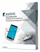 Konig teléfono Kit de rescate para agua dañados teléfonos