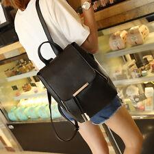New Women Girls Backpack Fashion Shoulder Bag Rucksack PU Leather Travel bag GT