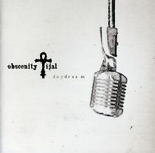 OBSCENITY TRIAL : DAYDREAM / CD - TOP-ZUSTAND