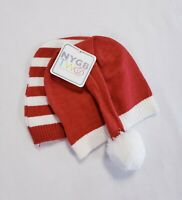 NYGB Chunky Pom-Pom Hat and Snuggle Sack Gray