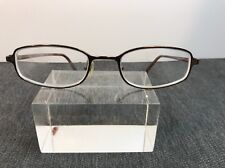 GUCCI 130 49/19 GG 1666 613 Brown Authentic Eyeglasses 1784