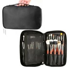 Pro Pen Pocket Case Organizer Cosmetic Pouch Brush Holder Makeup Travel Bag Pack