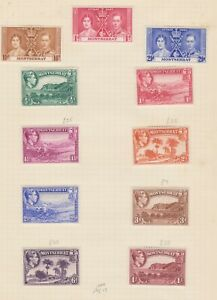 Stamps of Monserrat