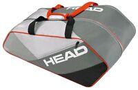 Head Elite 12R Monstercombi Black/Red 2017 Tennitasche Tennis Bag
