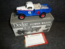 USPS UNITED STATES POST OFFICE 1946 DODGE POWER WAGON PICKUP TRUCK & MAIL LOAD