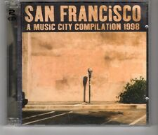 (HH931) San Francisco, A Music City Compilation 1998 - double CD