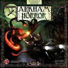 1x Arkham Horror Board Games 2nd Edition out of Print 2005