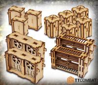 TTCombat BNIB Iron Labyrinth Gamma TTSCW-INH-048