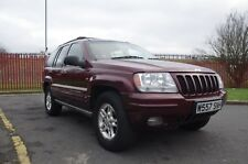 Jeep Grand Cherokee 2000 4.7 V8 Limited 4x4 LPG