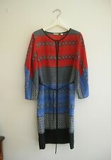 Country Road size 14-16 print dress 3/4 sleeve