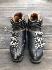 Vintage 1960s(?) Henke Ski Boots
