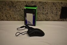 Razer USA DeathAdder Essential Model # RZ01- 0254 Gaming Mouse 6400 Dpi Black