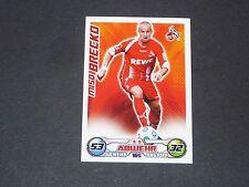 BRECKO 1. FC KÖLN TOPPS MATCH ATTAX PANINI FOOTBALL BUNDESLIGA 2009-2010