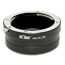 Adaptateur Bague Objectif Nikon Nikkor vers Boitier Photo Sony E-Mount NEX
