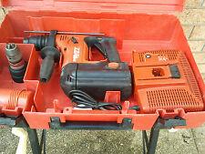 HILTI TE 6-A 36V CORDLESS DRILL - HAMMER DRILL, TOOLS , POWERTOOLS