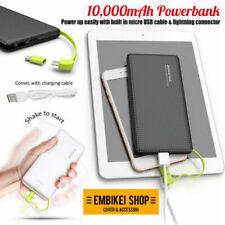 Power Bank 10000 Mah Carica Batterie Portatile per XIAOMI SAMSUNG IPHONE HUAWEI