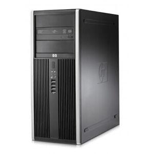 HP COMPAQ 8000 ELITE MINITOWER /DUAL CORE E5400 2.70GHZ/4GB/WINDOWS 10 PRO