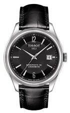 New Tissot Ballade Powermatic 80 Automatic Black Dial Men's Watch T1084081605700