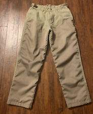 COLUMBIA BRIARSHUN STOUT BRUSH Briar HUNTING PANTS 34X32