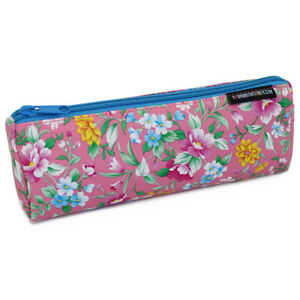 Pencil Cases for Girls Teenagers Kids Pink Floral School Pencil Case