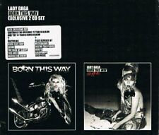 Lady Gaga - Born This Way Exclusive 2 CD Set - Lady Gaga CD C2VG The Cheap Fast