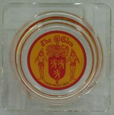 The Glen Yucca Valley California CA glass ashtray ONLY ONE ON EBAY!