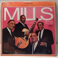 The Mills Bros. Anytime SPC-3107 Lp Record Sealed