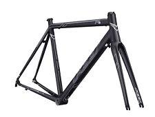Felt fa rahmenkit, rahmenset bicicleta de carreras, racebike, roadbike conjunto de marcos 61cm, Black