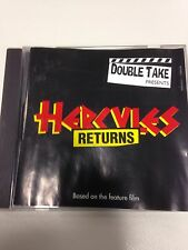 Hercules Returns - Based In The Feature Film CD, Aus Seller, Free Postage