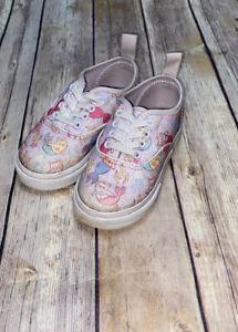 VANS Cat Mermaid Shoes. Size 7. In VGUC