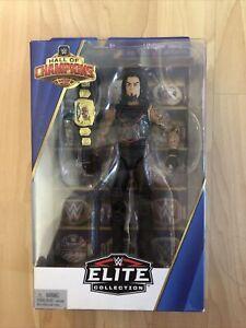 WWE Mattel The Undertaker Hall of Champions Elite Series Action Figure