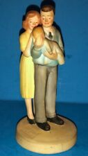 "Norman Rockwell Limited Edition ""New Arrival"" Bone China Figurine by Gorham - 4"""