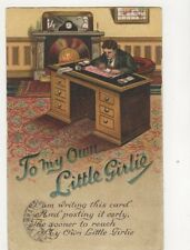 To Our Own Little Girlie [e288] 1911 Postcard 260b