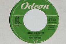 "THE BEATLES -Hello, Goodbye / I Am The Walrus- 7"" 45 Odeon Records ‎(O 23660)"