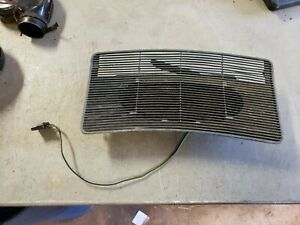 Dash Speaker & Defroster Grill 1964 1965 Buick Riviera Top Cover Plate Grille
