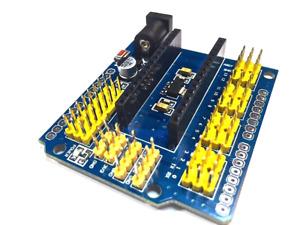Arduino Nano Expansion Shield v3.0  IO Expander  USA FAST SHIPPING