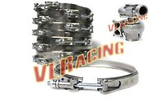 Turbo compressor housing clamps for CAT C15 ACERT TWIN TURBO High Pressor
