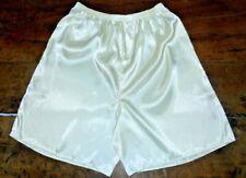 culotte TU satin façon soie ivoire brillant neuf french knicker panties 227&