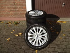 Original VW Phaeton Alufelgen Inpression Winterreifen 235/55R17 DOT14 5-6mm