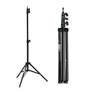 Phot-R 3m Professional Adjustable Nano Soft Box Photo Studio Light Stand Tripod
