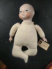 "Vintage Bye Lo Baby Doll Grace Putnam Bisque 16"" Free S&H"