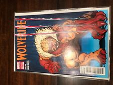 Wolverine #310 Hard to Find Ed McGuinness  Sabertooth Reborn Variant