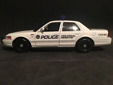 Colonial Heights Police VA 1:24 Scale Ford Crown Victoria Replica