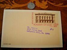USA, 1982 USPS© Postcard, Nice Used