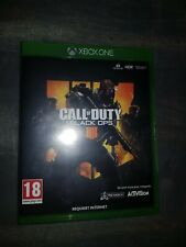 CALL OF DUTY BLACK OPS IIII 4 - Jeu XBOX ONE neuf sous blister version française