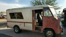 Vintage 1969 - 14' Ford Vanette Step Van / Used Empty Step Van for Conversion fo