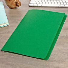 100 X Green Avery Foolscap Manilla File Folder - 81532
