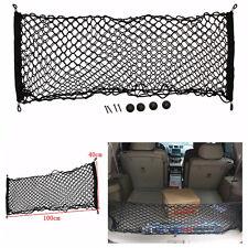 100x40cm Auto Car Truck Back Rear Cargo Elastic String Net Storage Bag Organizer