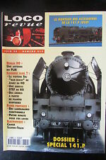 MODELISME FERROVIAIRE TRAIN MAGAZINE LOCO REVUE N° 615 de 1998