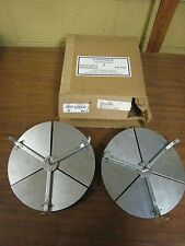 "10"" OPPOSED BLADE DUCT MOUNT STEEL DAMPERS 30059304 BOX OF 2"
